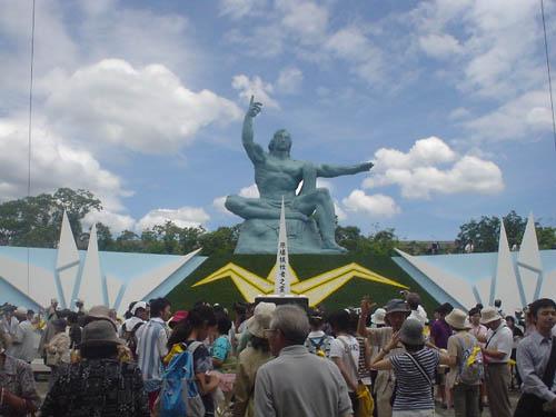 平和祈念式典in長崎そして鹿児島